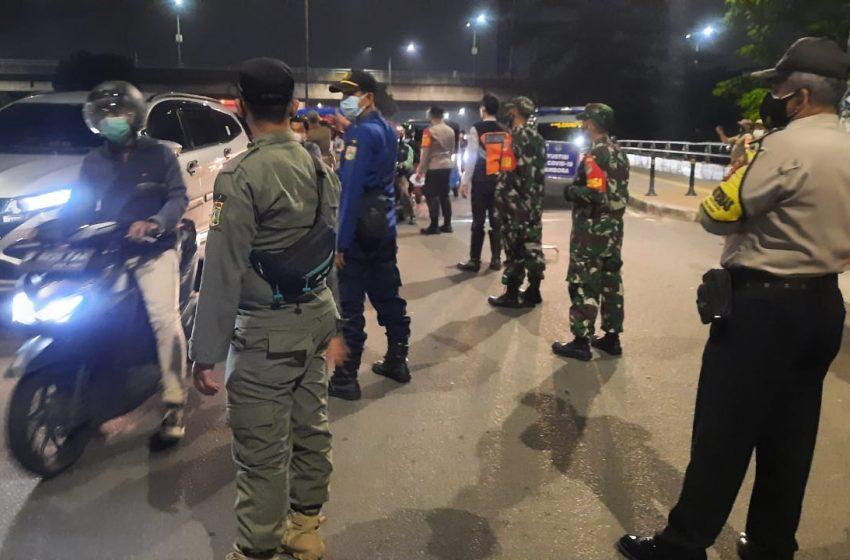 86 Pelanggar Prokes Mendapat Sanksi saat Ops Yustisi di Tambora