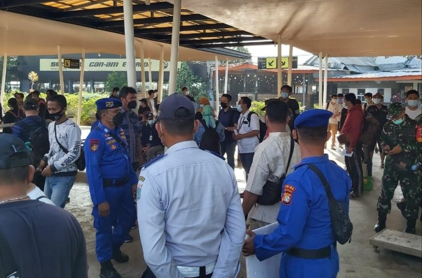 Hasil Swab Antigen Positif, Tiga Wisatawan ke Pulau Seribu Gagal Berangkat