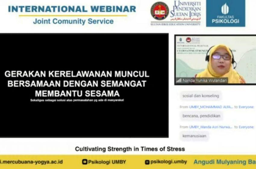 Kolaborasi Dengan UPSI, UMB Yogyakarta Tingkatkan Pengabdian
