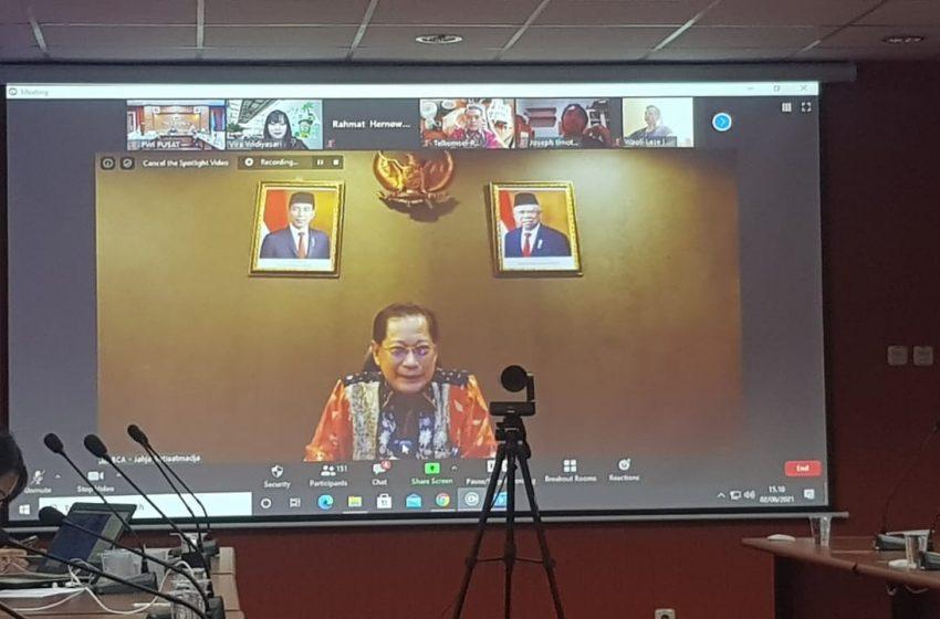 Ketua Umum PWI Pusat : Disadari atau Tidak, UMKM Sebagai Motor Awal Penggerak Perekonomian Nasional