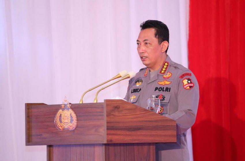 Berikut Lima Manajemen Kontinjen Penanganan Zona Merah Covid Oleh Kapolri