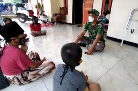 Kapendam Jaya Jelaskan Sasaran Non Fisik TMMD Ke 111 di Kodim 0510/Trs