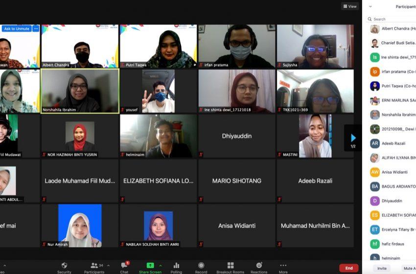 UMB Yogyakarta Berharap Mahasiswa Manfaatkan Website Portofolio