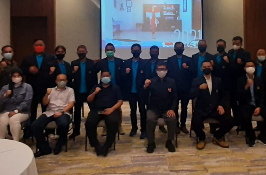 "Ketua Umum PBTI Buka Kejuaraan ""Bandung International E – Poomsae Tournament 2021"