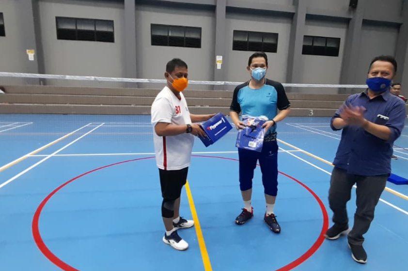 Haryanto Arbi Dukung SSM Badminton Championship