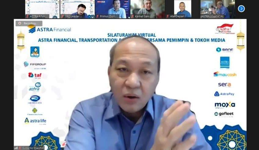 Astra Financial Relaksasi Kredit Rp 31 Triliun Kepada 1 Juta Pelanggan di Masa Pandemi