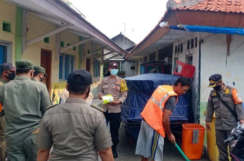 Tidak Pakai Masker, 37 Warga Terjaring Ops Yustisi Gabungan di Kepulauan Seribu