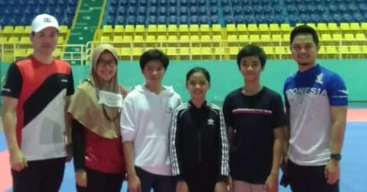 Taekwondoin Indonesia Sabet Juara Dunia