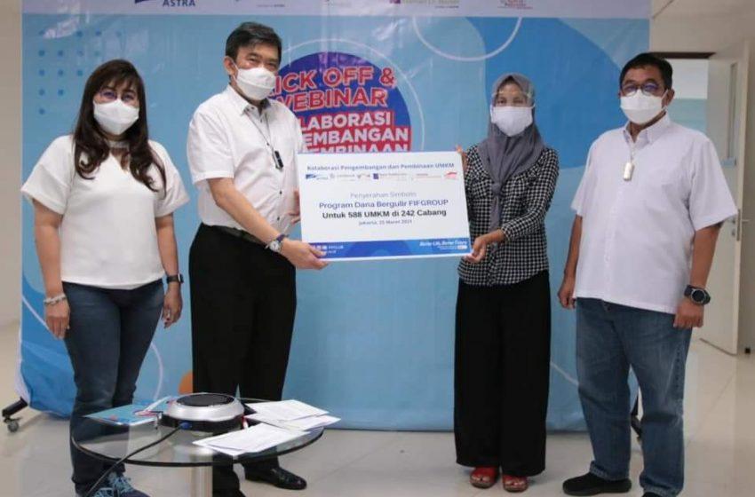 Raih Indonesia Corporate Pandemic Heroes, Yulian Warman :FIFGROUP Berkontribusi Bantu Ringankan Beban Masyarakat Sejak Pandemi Covid-19