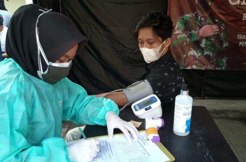 Hari ini, Gerai Vaksin Presisi Polres Kep Seribu Suntik 21 Warga Masyarakat