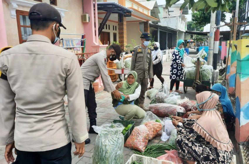 Warga di Pulau Seribu dapat 1.700 Masker dari Polres Kep Seribu