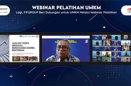 Program FIFGROUP Dana Bergulir Pembiayaan Tanpa Bunga untuk UMKM di seluruh Indonesia