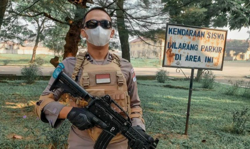 Perwakilan Putera Kota Bekasi Bripda Eki Hamdani, Bangga Bila Menjadi Bagian dari Pasukan PBB
