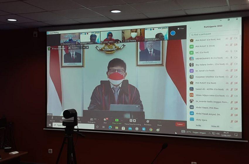 PWI Pusat dan Astra Indonesia Kembali Gelar Safari Jurnalistik