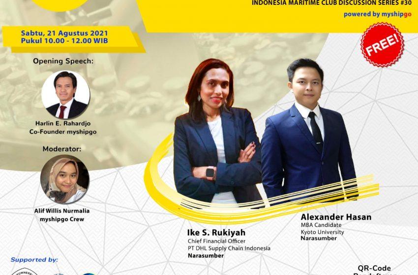IMC Discussion : Tantangan Supply Chain Financing Untuk Industri Logistik di Indonesia