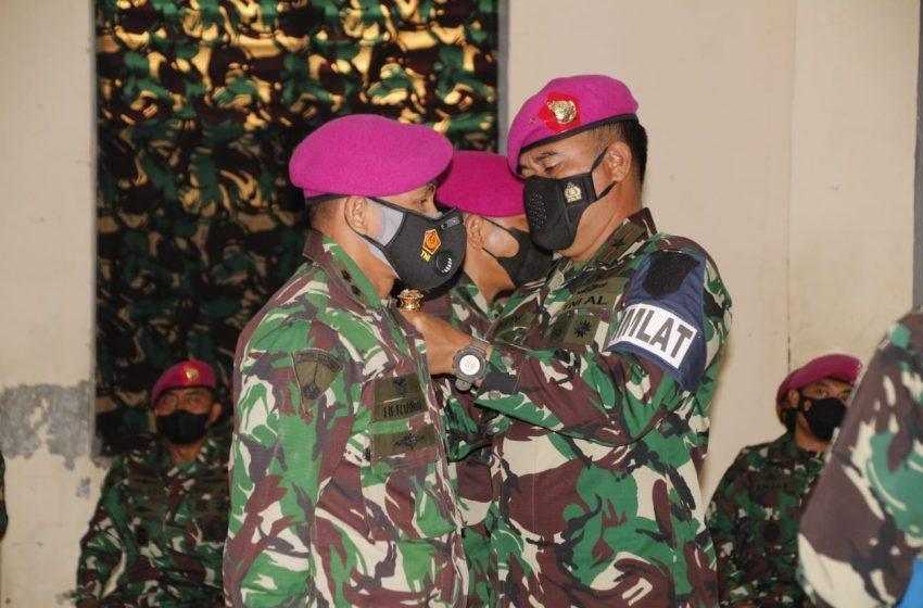 Buka Geladi Posko Latihan, Komandan Pasmar 3 : Jangan Pernah Menganggap Latihan Sebagai Rutinitas Belaka