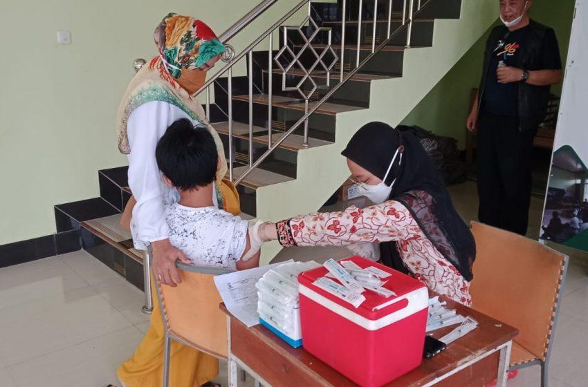 Polsek Cinere Siapkan 10 Gerai Vaksin Untuk Dua Kecamatan