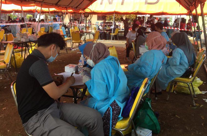 GOW Kota Bekasi Dukung PMI Gelar Gebyar Vaksin