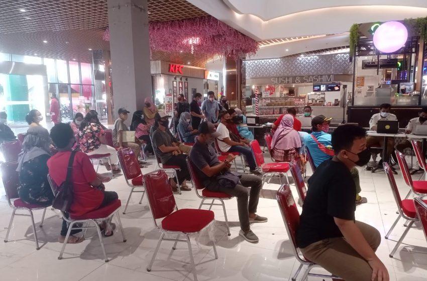 Mulai Hari Ini Gerai Vaksinasi Ada di Pusat Perbelanjaan Kota Bekasi