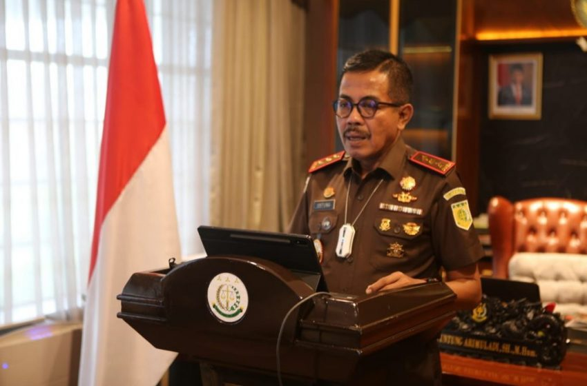 Wakil Jaksa Agung: Wujudkan Good Government