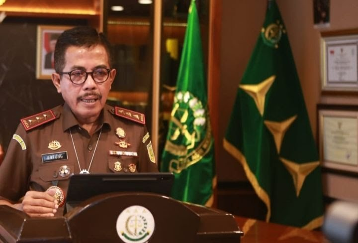 Wakil Jaksa Agung Sampaikan Arahan Pada Penutupan Rakernis Bidang Tindak Pidana Khusus