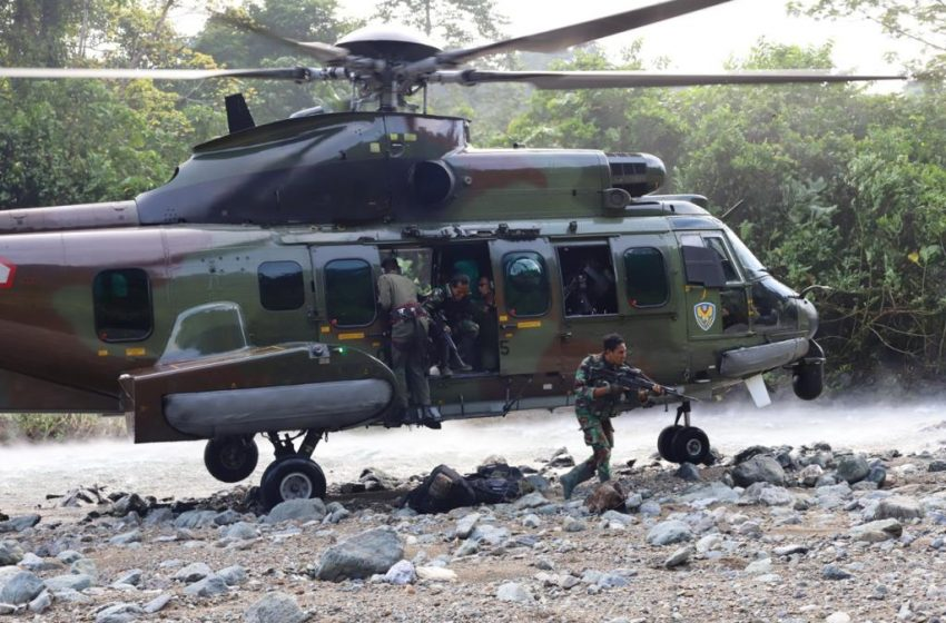 Koopsgabus TNI, 7 Teroris Poso Tewas Sepanjang 2021