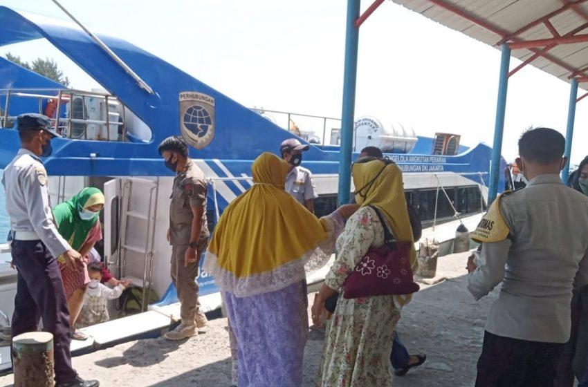 Gelar Ops Yustisi Gabungan di 4 Pulau, Polsek Kep Seribu Utara Jaring 13 Pelanggar ProKes