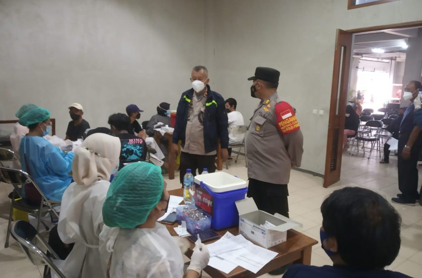 Gandeng 13 Nakes, Vaksinasi di GKI Ramai di Kunjungi Warga