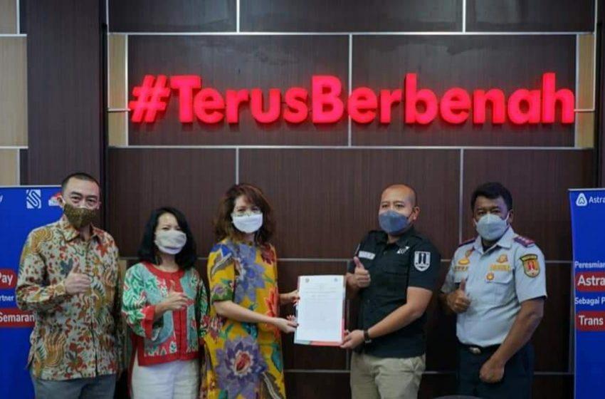 Bekerja Sama AstraPay Dengan Trans Semarang, Hadirkan Pembayaran Digital Dengan Aplikasi Trans Semarang
